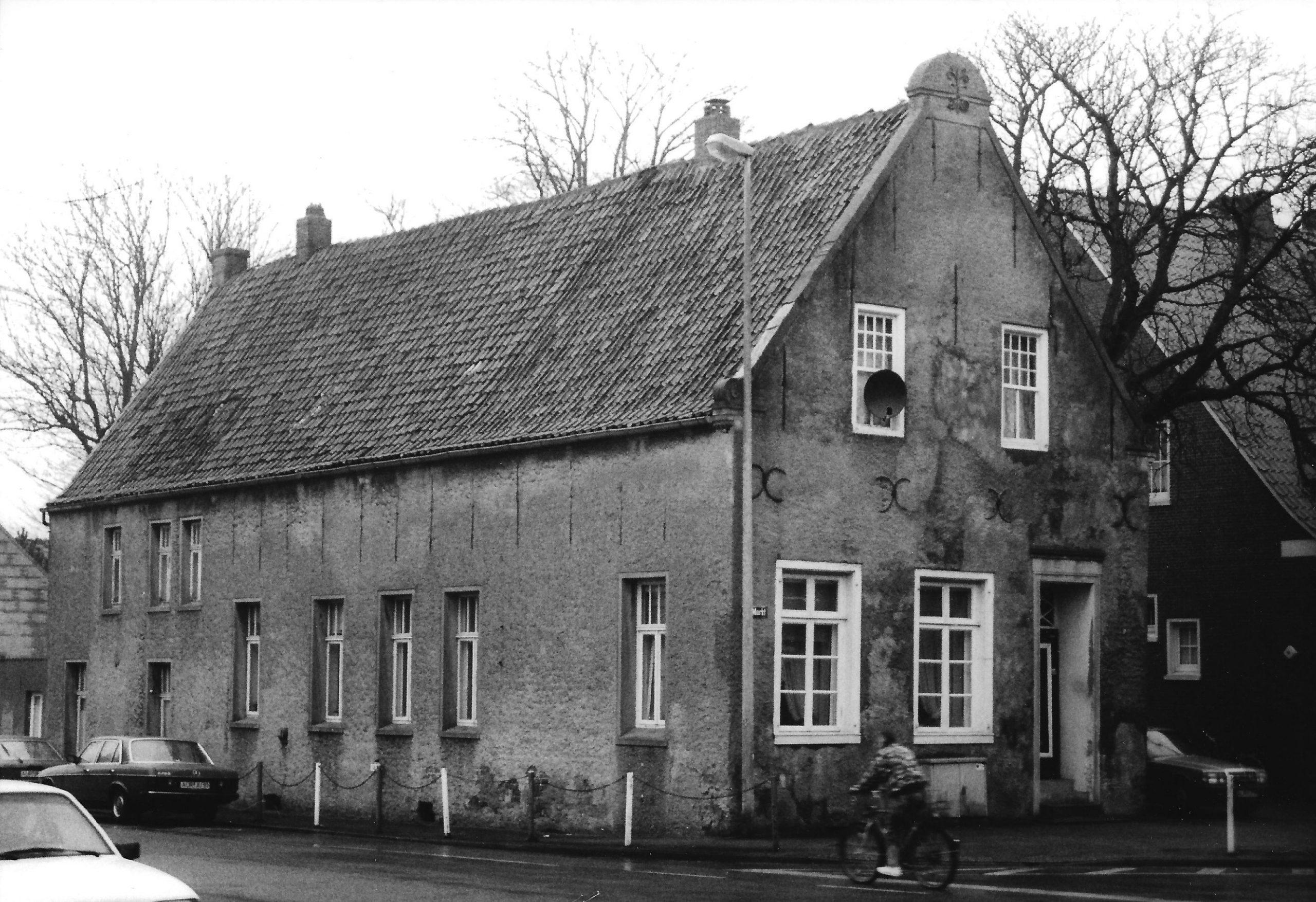 Bürgerhaus der Bürgerstiftung Norden - Bürgerhaus ca. 1993