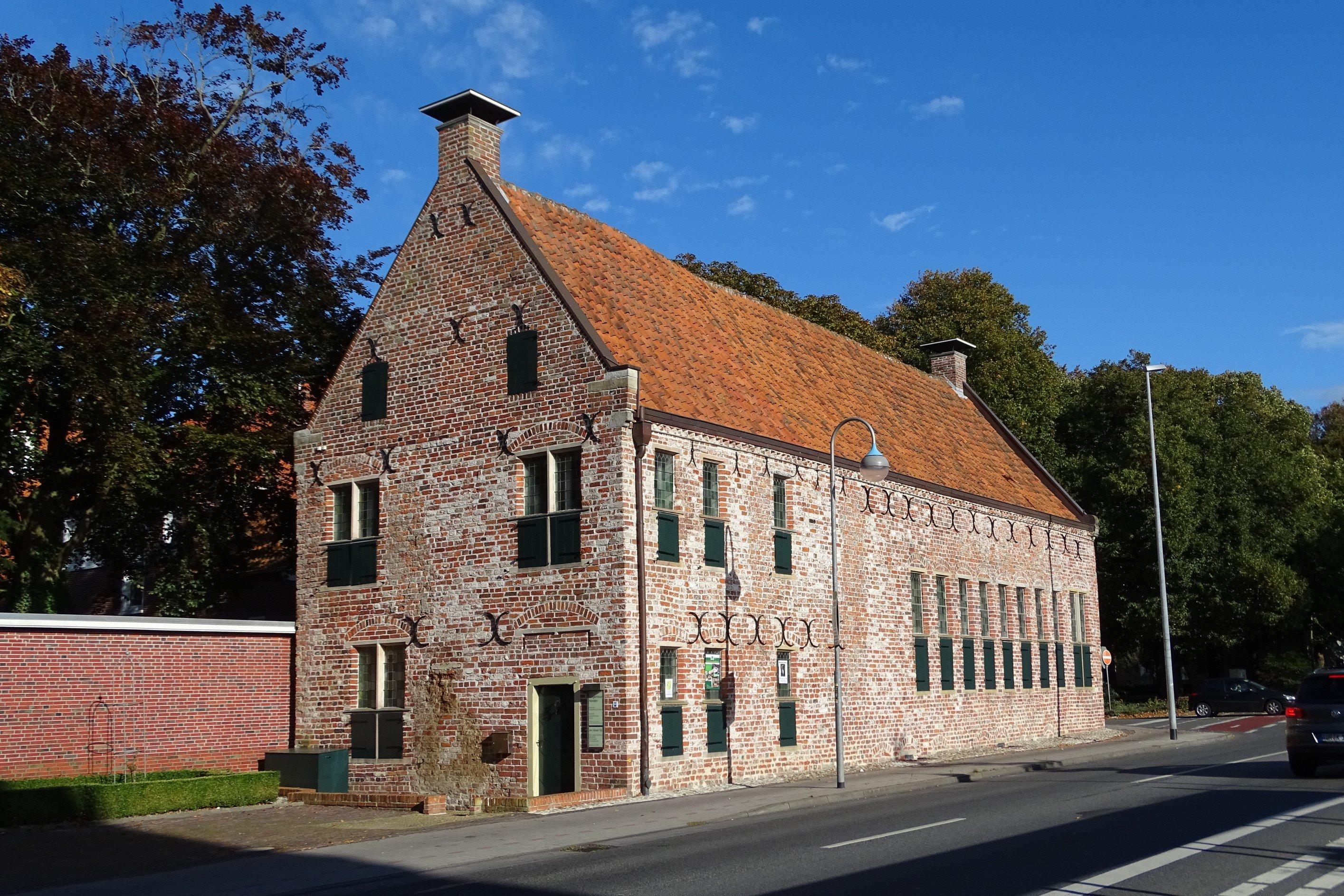 Das Bürgerhaus der Bürgerstiftung Norden