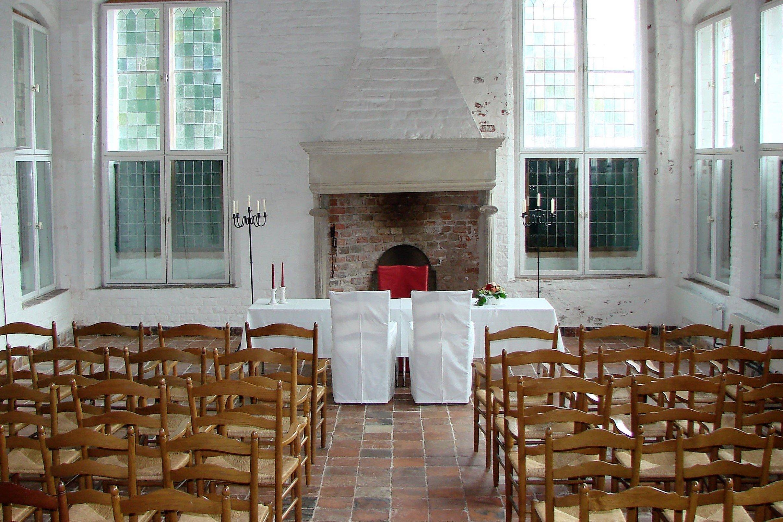 Heiraten im Bürgerhaus der Bürgerstiftung Norden