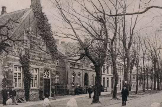Das Bürgerhaus der Bürgerstiftung Norden - Früher 2